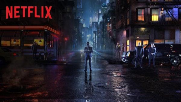 Daredevilův NY není úplně Sin City, ale rozhodně má svojí specifickou atmosféru