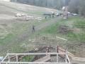 15 - Donjon - vrchní patro - pohled východ