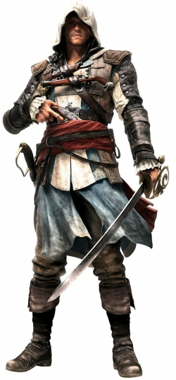 Edward Kenway (AC: Black Flag)
